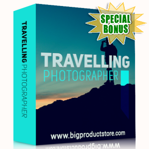 Special Bonuses - April 2019 - Traveling Photographer