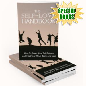 Special Bonuses - April 2019 - The Self - Love Handbook Pack