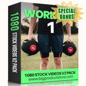 Special Bonuses - April 2019 - Workout 1 - 1080 Stock Videos V2 Pack