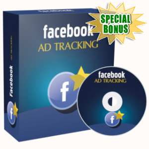 Special Bonuses - April 2019 - Facebook Ad Tracking Video Series Pack