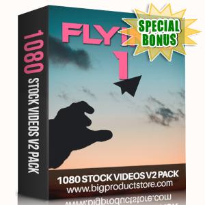 Special Bonuses - April 2019 - Flying 1 - 1080 Stock Videos V2 Pack
