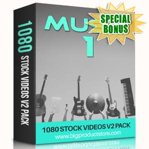 Special Bonuses - April 2019 - Music 1 - 1080 Stock Videos V2 Pack