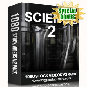 Special Bonuses - April 2019 - Science 2 - 1080 Stock Videos V2 Pack