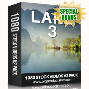 Special Bonuses - May 2019 - Lake 3 - 1080 Stock Videos V2 Pack