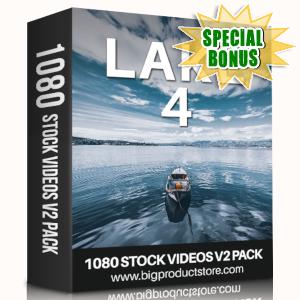 Special Bonuses - May 2019 - Lake 4 - 1080 Stock Videos V2 Pack