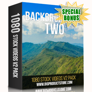 Special Bonuses - May 2019 - Backgrounds 2 - 2 - 1080 Stock Videos V2 Pack