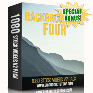 Special Bonuses - May 2019 - Backgrounds 2 - 4 - 1080 Stock Videos V2 Pack