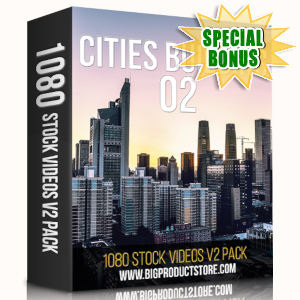 Special Bonuses - May 2019 - Cities Building 2 - 1080 Stock Videos V2 Pack