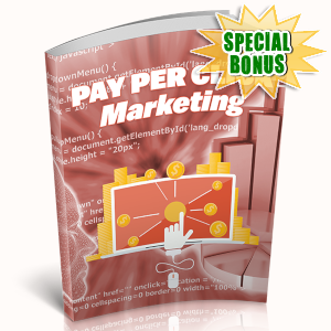 Special Bonuses - May 2019 - Pay Per Click Marketing