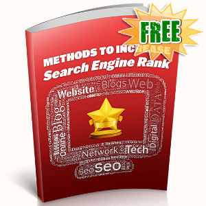 FREE Weekly Gifts - June 17, 2019 - Methods To Increase Search Engine Rank
