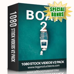 Special Bonuses - June 2019 - Boat 2 - 1080 Stock Videos V2 Pack