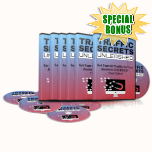 Special Bonuses - June 2019 - Traffic Secrets Unleashed Video Series Pack