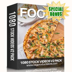 Special Bonuses - June 2019 - Food 2 - 1080 Stock Videos V2 Pack
