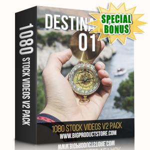 Special Bonuses - June 2019 - Destinations 1 - 1080 Stock Videos V2 Pack