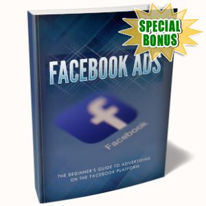 Special Bonuses - June 2019 - Facebook Ads Pack