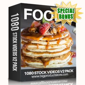 Special Bonuses - June 2019 - Food 3 - 1080 Stock Videos V2 Pack