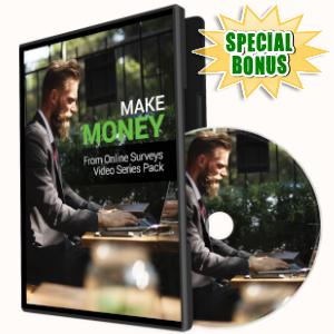 Special Bonuses - June 2019 - Make Money From Online Surveys Video Series Pack