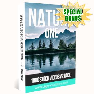 Special Bonuses - June 2019 - Nature 1 - 1080 Stock Videos V2 Pack