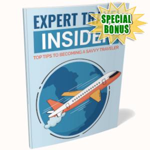 Special Bonuses - July 2019 - Expert Travel Insider
