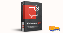 Vidmonial V2 Review and Bonuses