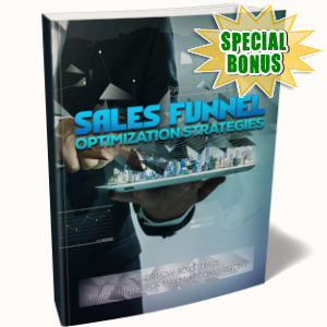 Special Bonuses - August 2019 - Strategies PackSales Funnel Optimization Pack