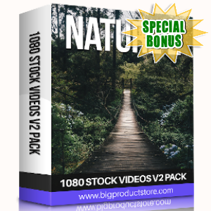 Special Bonuses - August 2019 - Nature 2 - 1080 Stock Videos V2 Pack
