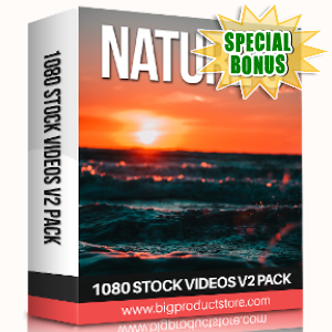 Special Bonuses - August 2019 - Nature 3 - 1080 Stock Videos V2 Pack