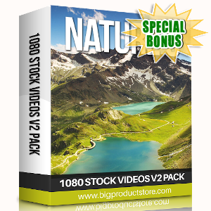Special Bonuses - August 2019 - Nature 6 - 1080 Stock Videos V2 Pack
