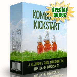 Special Bonuses - September 2019 - Kombucha Kickstart Pack
