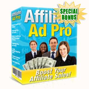 Special Bonuses - September 2019 - Affiliate Ad Pro Software