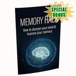 Special Bonuses - September 2019 - Memory Hack