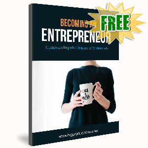 FREE Weekly Gifts - October 7, 2019 - Becoming An Entrepreneur