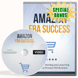 Special Bonuses - October 2019 - Amazon FBA Success Video Upgrade Pack