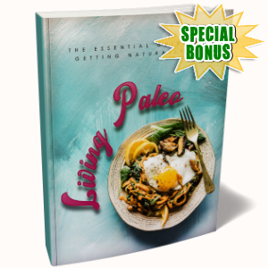 Special Bonuses - October 2019 - Living Paleo Pack