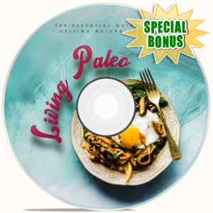 Special Bonuses - October 2019 - Living Paleo Video Upgrade Pack