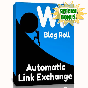 Special Bonuses - October 2019 - WP Blog Roll List Exchange Plugin