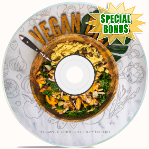 Special Bonuses - November 2019 - Vegan Diet Video Upgrade Pack