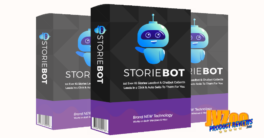 StorieBot Review and Bonuses