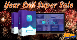 InstaZign Year End Special 2019 Review and Bonuses