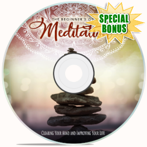 Special Bonuses - December 2019 - The Beginner's Guide To Meditation Video Upgrade Pack