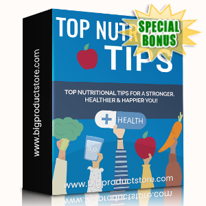 Special Bonuses - December 2019 - Top Nutrition Tips