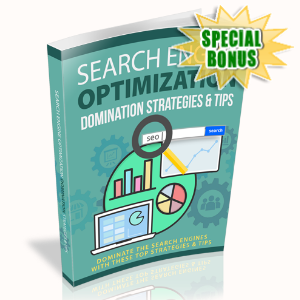 Special Bonuses - December 2019 - SEO Domination Strategies And Tips