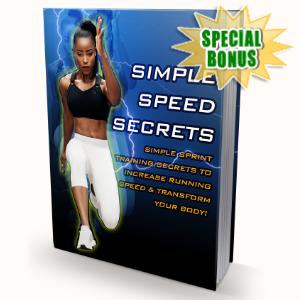 Special Bonuses - January 2020 - Simple Speed Secrets Pack