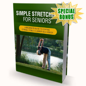 Special Bonuses - January 2020 - Simple Stretching For Seniors Pack