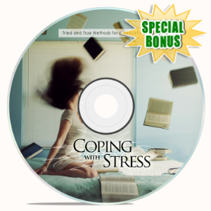 Special Bonuses - January 2020 - Coping With Stress Video Upgrade Pack