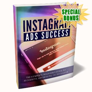 Special Bonuses - February 2020 - Instagram Ads Success Pack