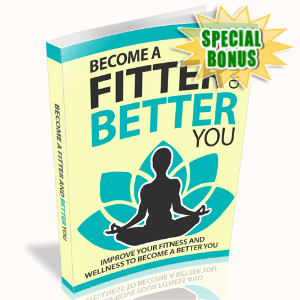 Special Bonuses - February 2020 - Become A Fitter And Better You