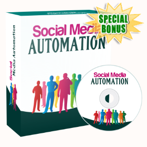 Special Bonuses - March 2020 - Social Media Automation Video Series Pack