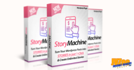 WP Story Machine Review and Bonuses