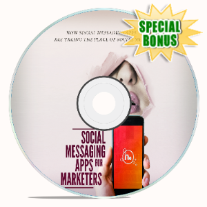 Special Bonuses - April 2020 - Social Messaging Apps For Marketers Video Upgrade Pack